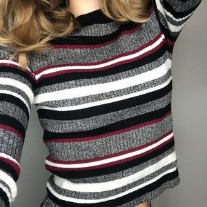 Divided H&M Striped Sweater | S